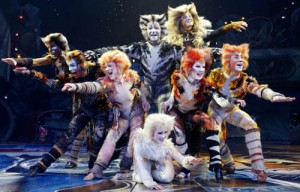 Musical Cats a Roma