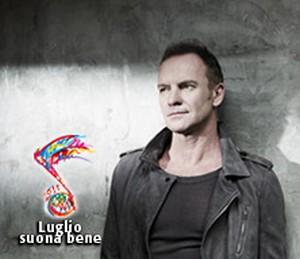 Sting in concerto a Roma a luglio 2011