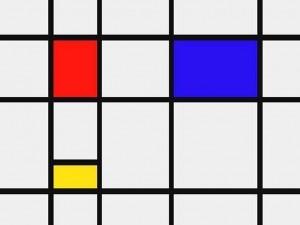 Mondrian in mostra a Roma, al Vittoriano