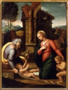 Nel segno di Michelangelo e Raffaello