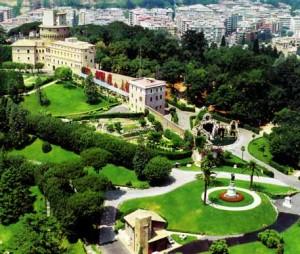 Evento a Roma, aprono al pubblico i Giardini Vaticani fino al 31 dicembre 2011