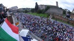 Maratona di Capodanno a Roma